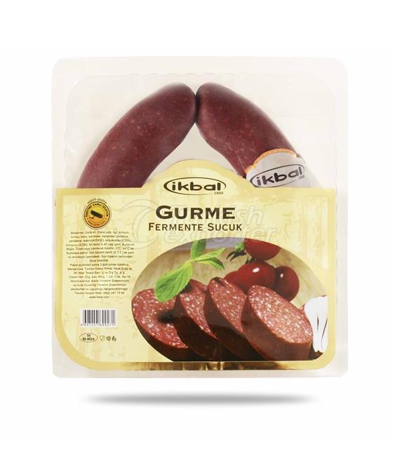 Gourmet Soudjouk
