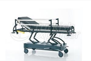 Hydraulic Stretcher with Side P-SD-021-1