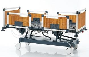 Hospital Bed with Three Motors P-3M-0032