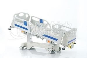 Hospital Bed with Column Motors P-KM-0043