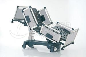 Hospital Bed with Column Motor P-KM-0034