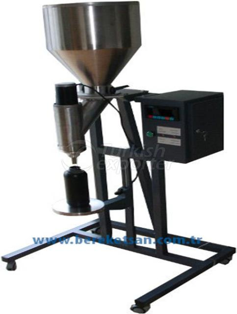 Granule Manual Filling Machine
