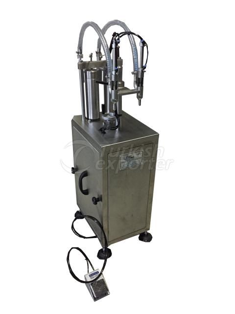 Manual Filling Machine ( Vertical )