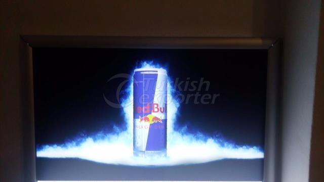 Redbull LED Animation Frame
