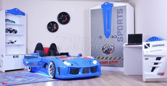 MVN3 MODEL CAR BED