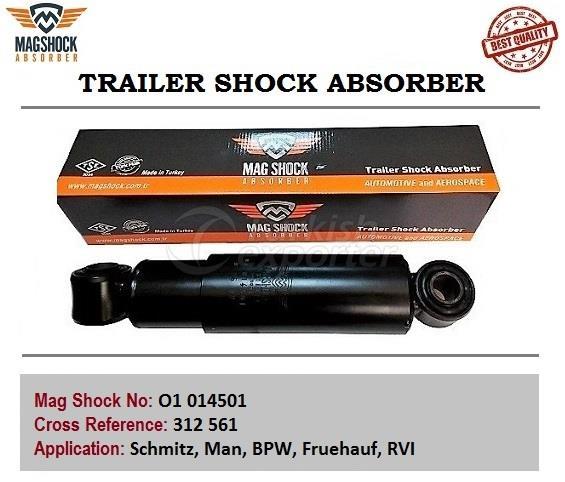 MAG SHOCK - TRAILER SHOCK ABSORBER