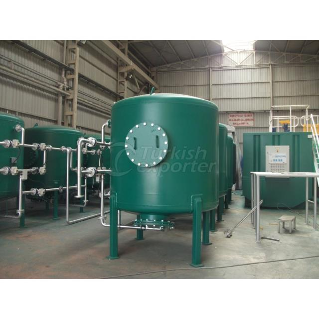 River Water Package Treatment