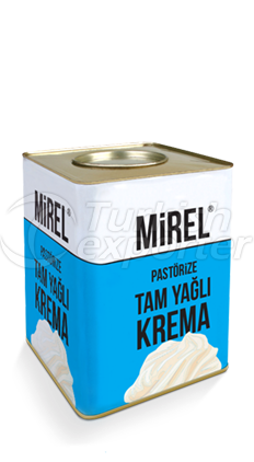 Pasteurized Milk Cream