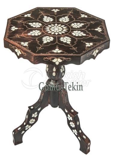 Pearl Inlaid Coffee Table