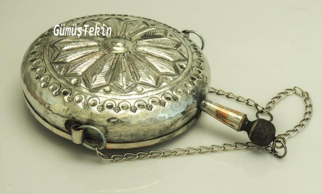 Copper Flask Small