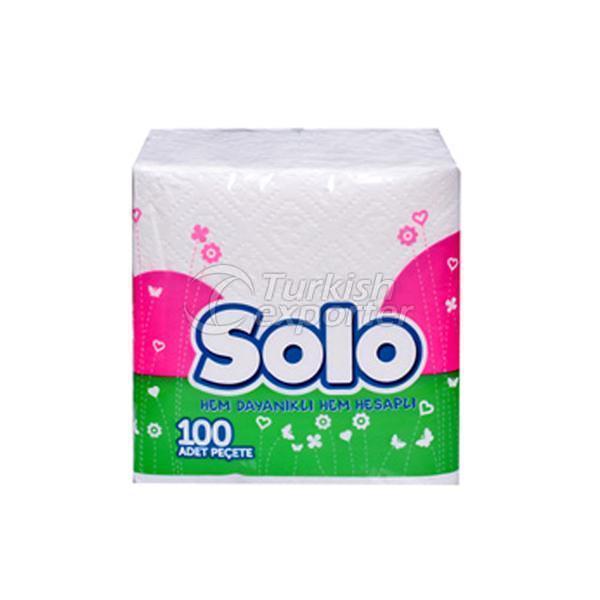 Solo Napkin