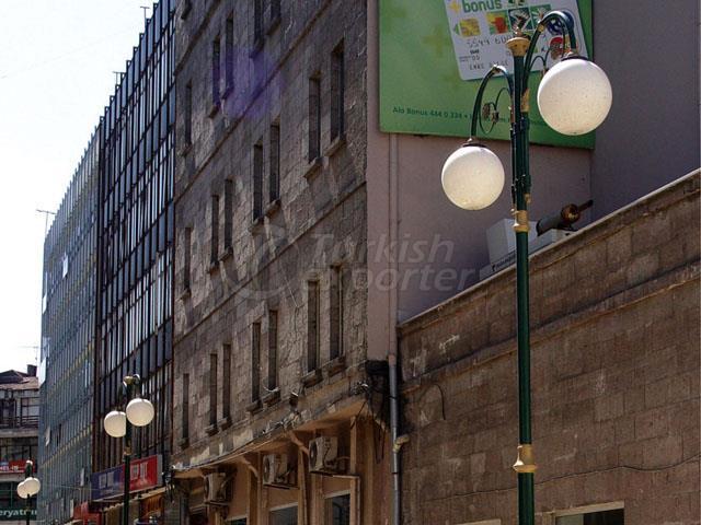 TL 203 STREET LIGHT