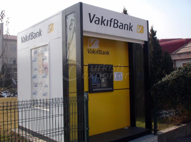ATM CABINET WALL TYPE