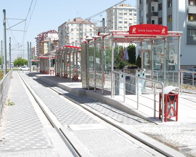 KAYSERAY TRAMWAY SHELTER MIDDLE
