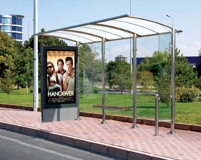 Erciyes 1 Bus Shelter