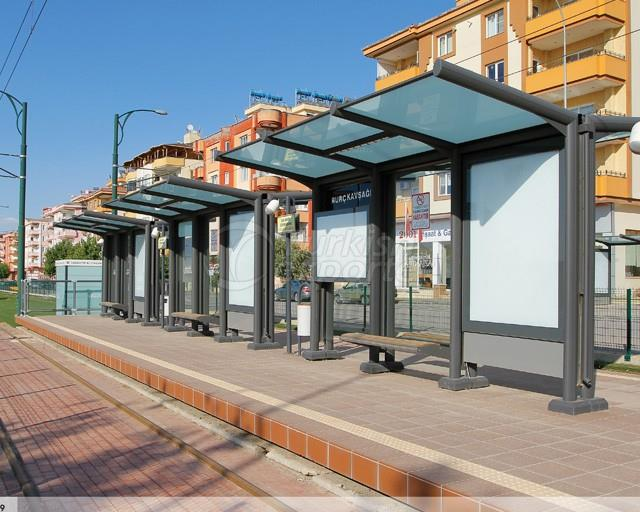 Tram Shelter Xenon
