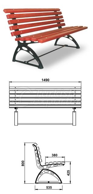 Benches TB 111