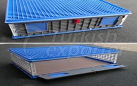 Pigeon Transport Crates