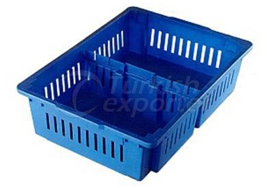 2 Cellular Chick Transport Crates 0402002