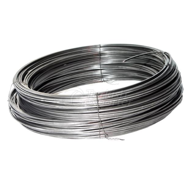 Flat Profiled Wire