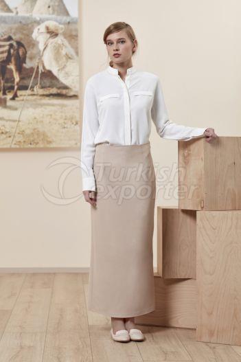 Pencil Skirt 4511 Rock