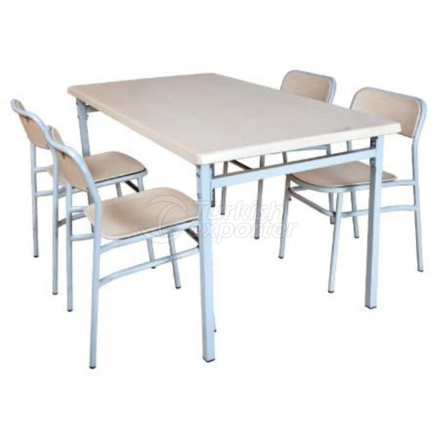 DBO 07 Werzalit Table