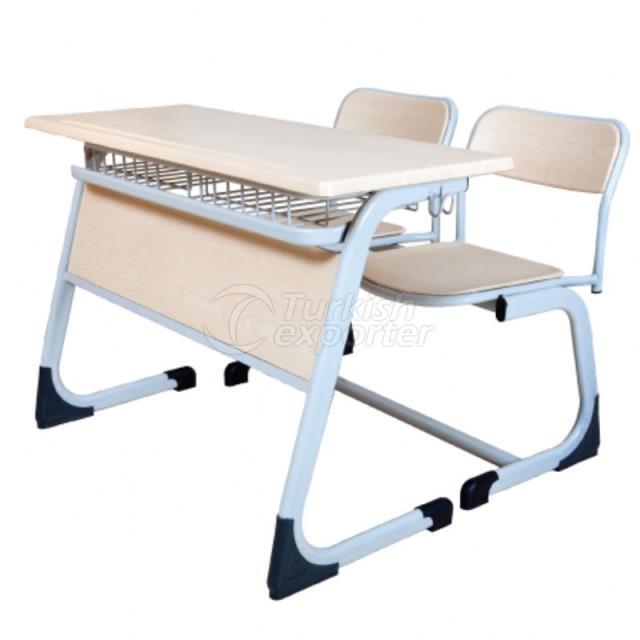 DBO 05 School Desks