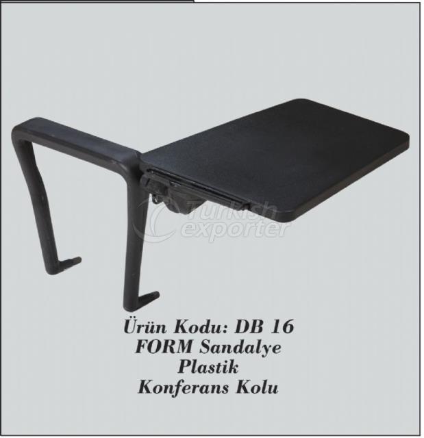 DB 16 Form Chair