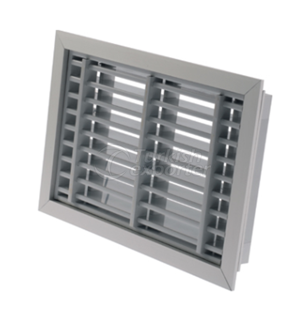 Fire Louvers FL1