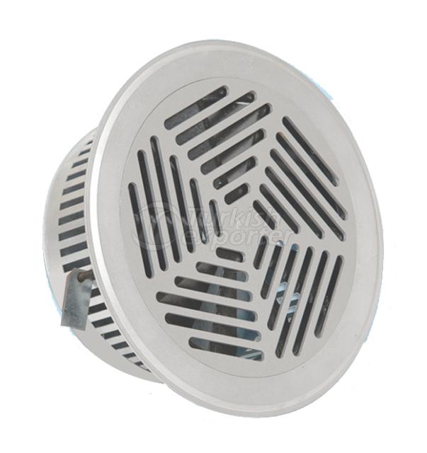 Circular Floor Diffuser CFD1