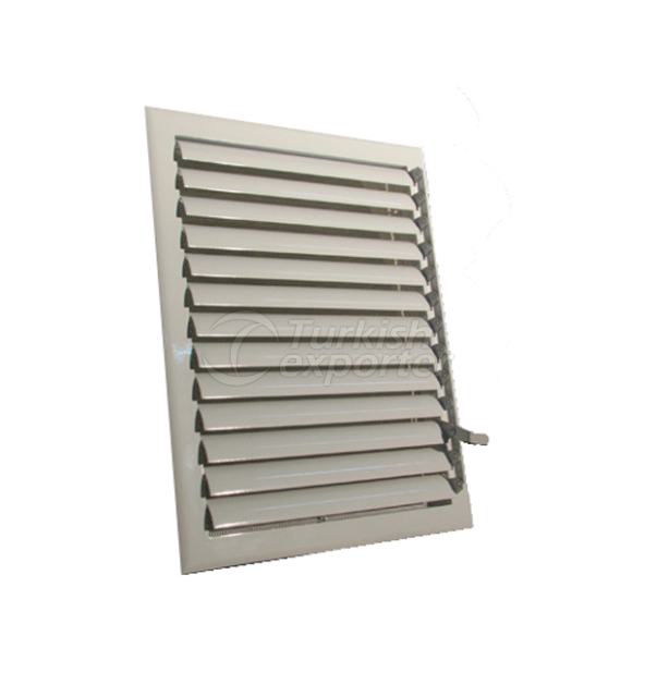 Handled Louvers HL1