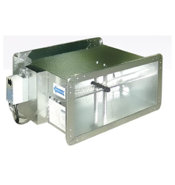 VAV Control Dampers VAC