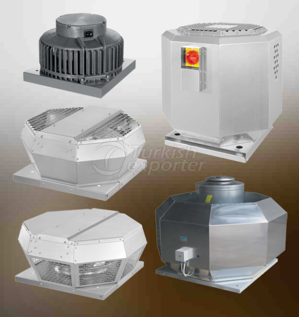 Roof Exhaust Fans REF0
