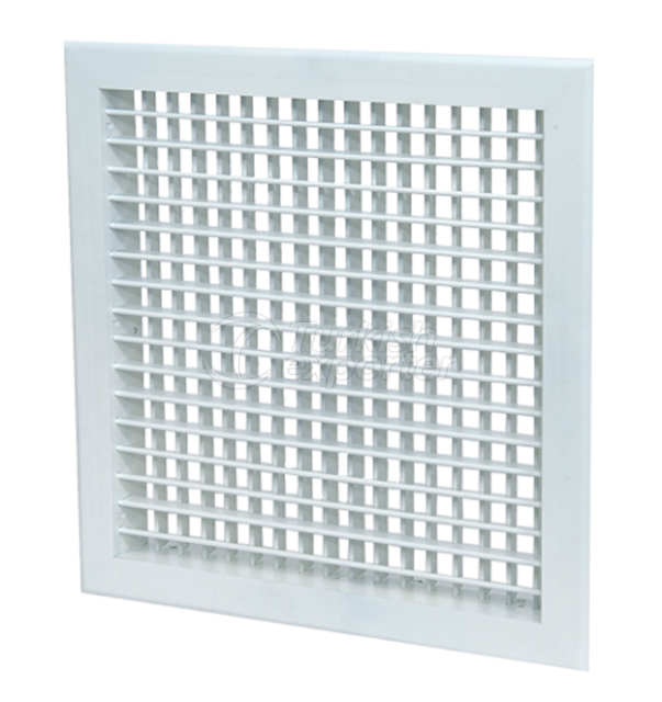 Double Reflection Grilles DDG1