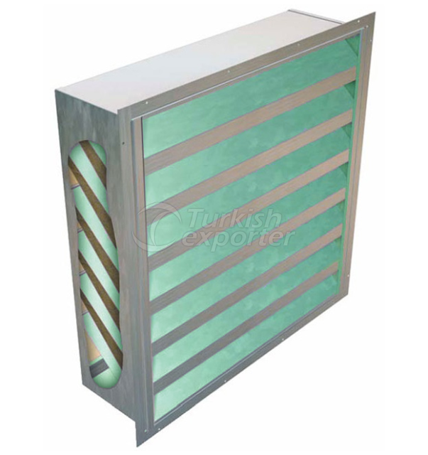 Acoustic Louvers ACL1