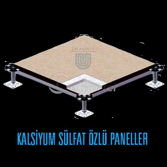 Calcium Sulphate Core Panels