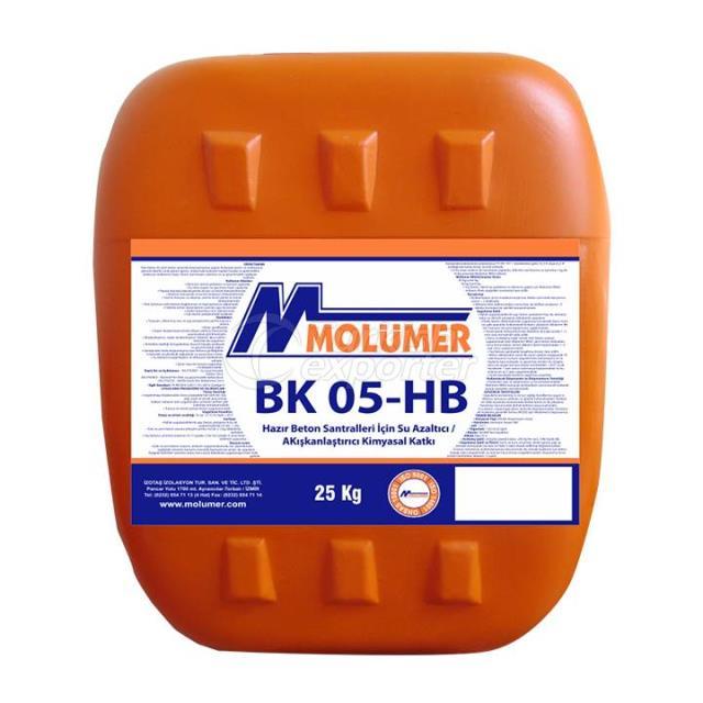 Water Reducer-Plasticizer Admixture BK 05