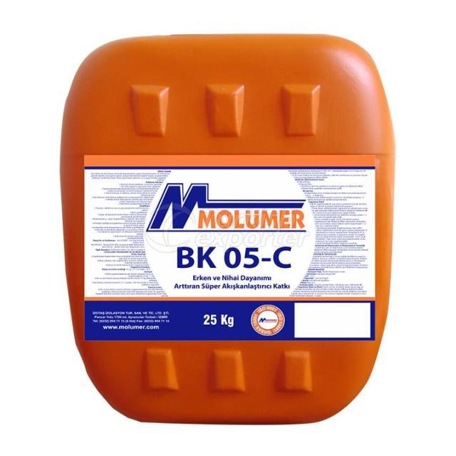 Super Plasticizing Admixture BK 05-C