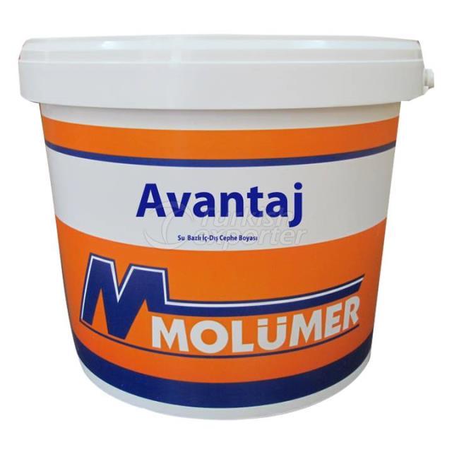 Water Based Paint Avantaj