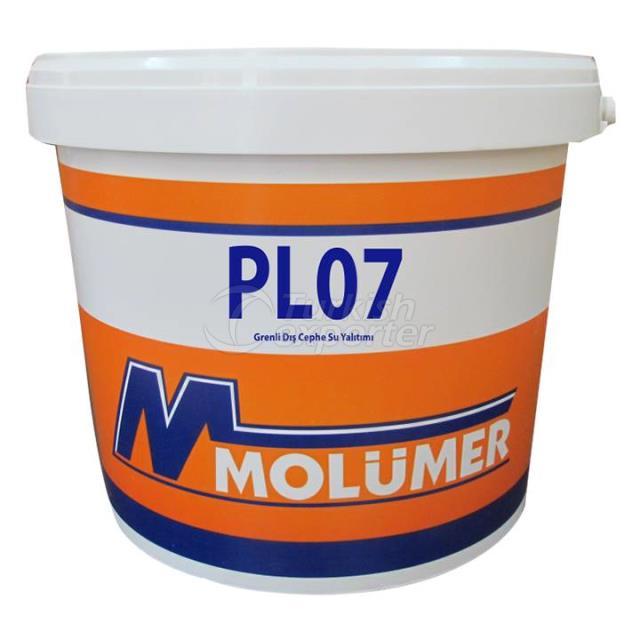 Exterior Waterproofing - Granules PL07