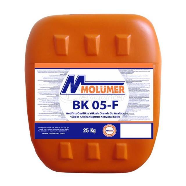 Super Plasticizing Admixture BK 05-F