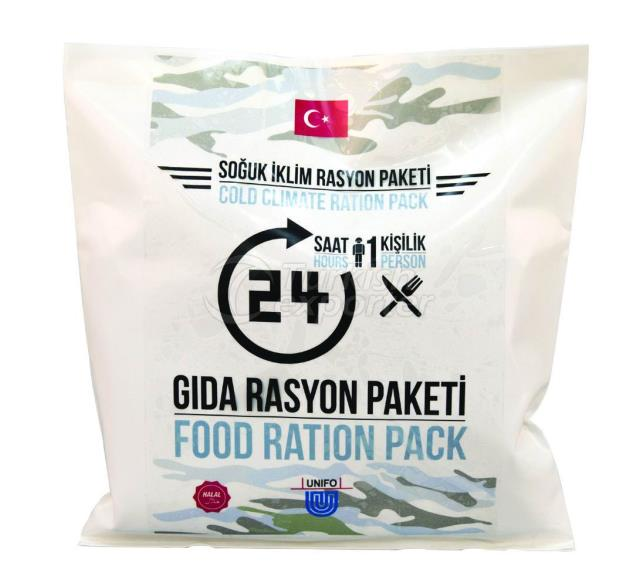 Cold Ration Pack