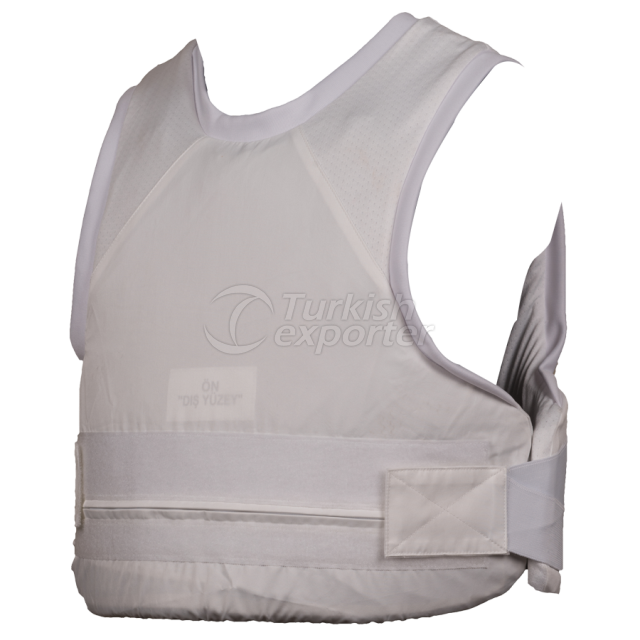Covert Vest with Blade Protection