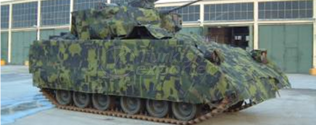 Mobile Camouflage Systems