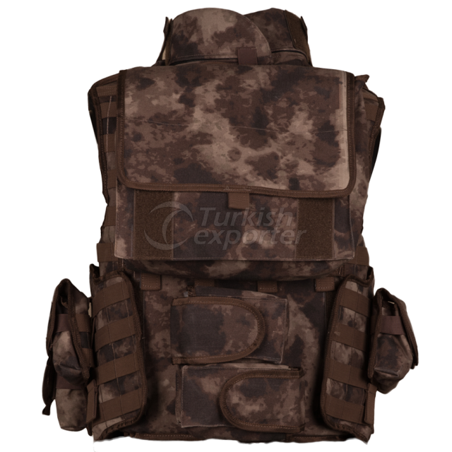Special Forces Tactical Vest
