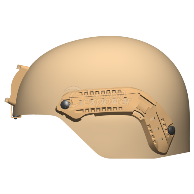 Ballistic Protective Helmets ACH