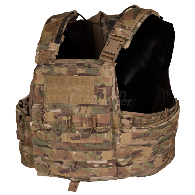 Quick Release Tactical Vest