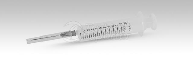 Double Use Syringes