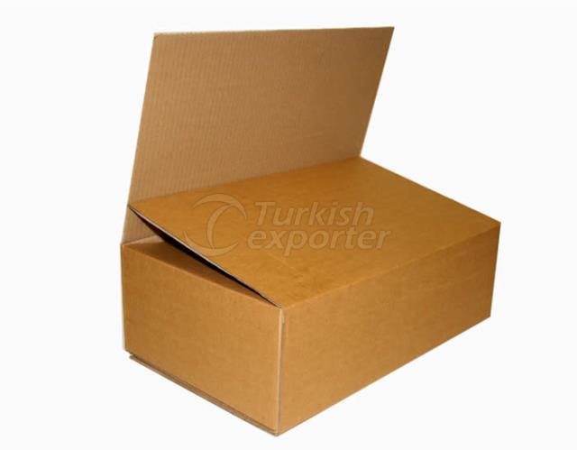 AMERICAN BOX- FEFCO 0203