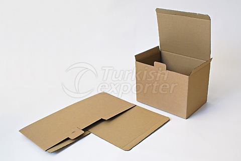 CORRUGATED BOX - FEFCO 0713